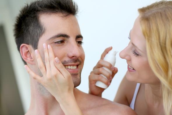 Kosmetik für den Mann?