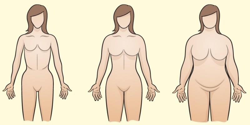 Deine Körperform verrät wirklich, wie schnell du abnimmst! Das hätte ich nicht für möglich gehalten.