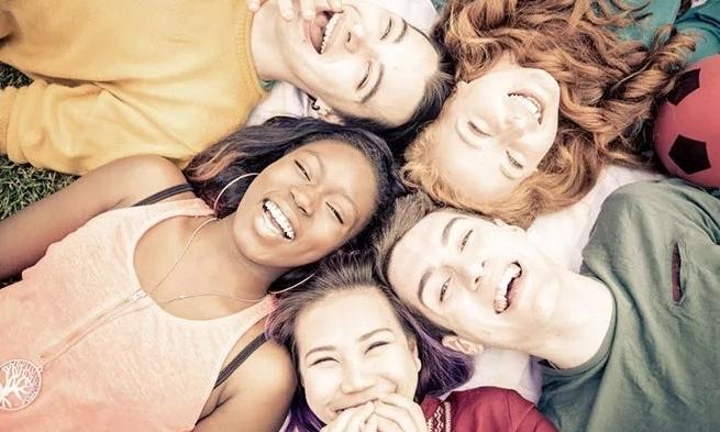 Warum ist Lachen so gesund?