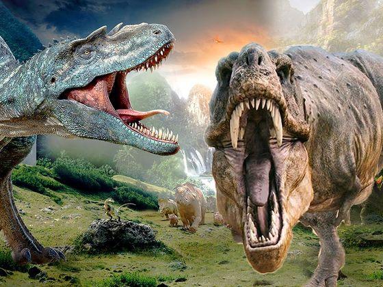 80% aller Kinder kennen diese Dinos. Wie steht's mit dir?