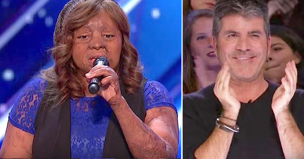 Sie überlebte einen Crash, bei dem 107 Menschen ums Leben kamen – 12 Jahre später haut sie Simon mit ihrer Stimme einfach um.