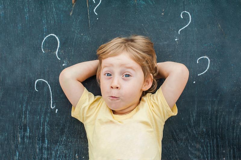 Wie sollten wir die schwierigsten Fragen unserer Kinder beantworten? Verfallen Sie nicht in Panik und Sie werden die Situation meistern!