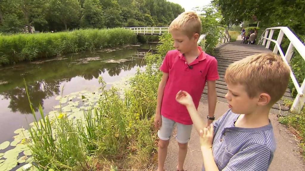 Ein 10-jähriger Junge sieht ein Baby ins Wasser fallen – daraufhin verrichtet er eine wahre Heldentat!