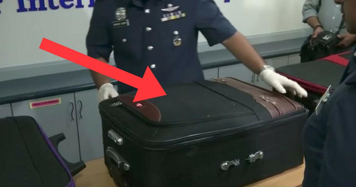 Der Zoll entdeckt ein merkwürdiges Logo auf 5 Koffern. Als sie sie öffnen, bekommen sie den Schreck ihres Lebens.