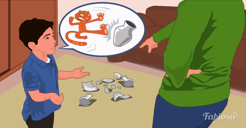 Lügt dein Kind? Wir geben dir 5 Tipps, die dieses Verhalten korrigieren