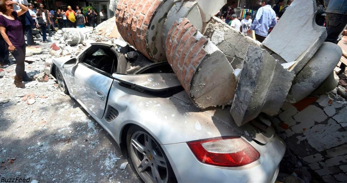 Hunderte Tote bei Erdbeben in Mexiko