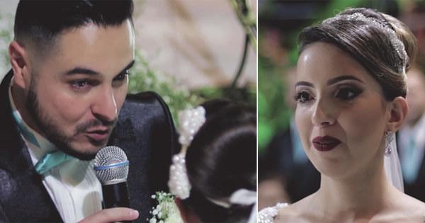 Der Bräutigam gibt zu, dass er jemand anderen liebt – weist dann auf einen Gast und bringt damit seine Braut zu Heulen!