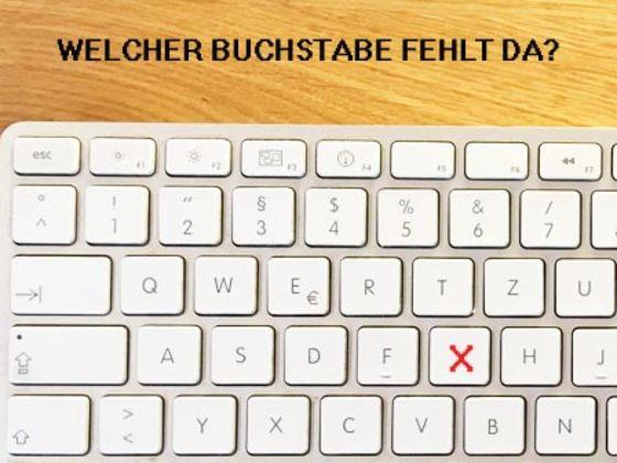 Gedächtnistest: Wie gut kennst du deine Tastatur?