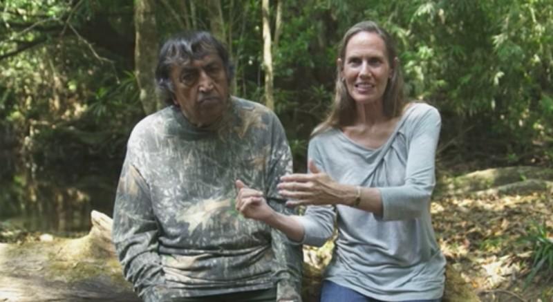 Vor 26 Jahren hat dieses Paar sich für den Dschungel entschieden. Wer sie heute sieht, zieht den Hut vor ihnen.