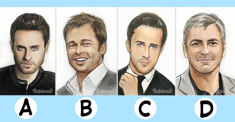 Mit welchem dieser gut aussehenden Hollywood-Männer würdest du ausgehen? Das wird deine wahre Persönlichkeit enthüllen!
