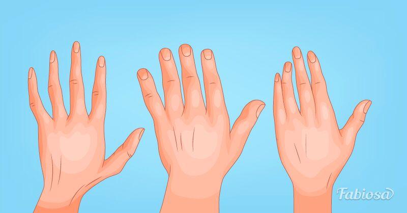 Was sagt deine Hand über dich aus?
