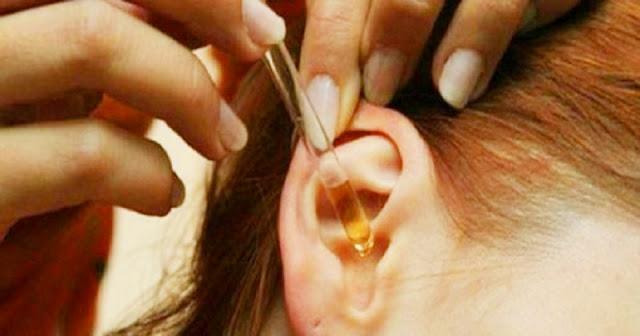 2 Tropfen davon ins Ohr und 97% deines Gehörs kommt wieder zurück. Sogar Menschen über den 80 sind von dieser einfachen Kur begeistert!