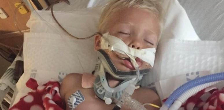2-Jähriger stirbt, nachdem er kurz alleine war – nun warnt Mutter Lisa vor diesem tragischen Unglück!