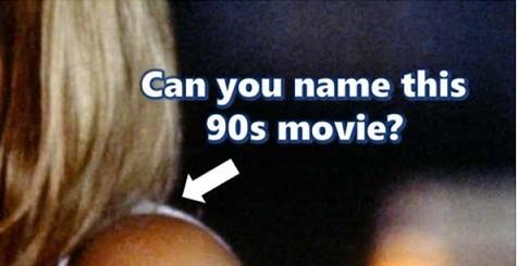 Extremer Zoom: Erkennst du den 90er-Kultfilm dennoch?
