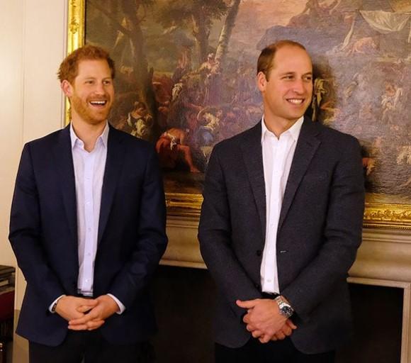 William und Henry ehren das Andenken an ihre Mutter Diana – mit einer wundervollen Statue