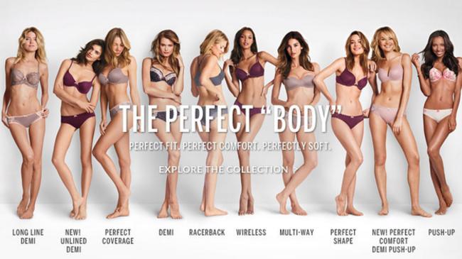 Du denkst, da stehen einfach 10 halbnackte Frauen vor einer Wand? Schau mal genauer hin, da steckt viel mehr dahinter.