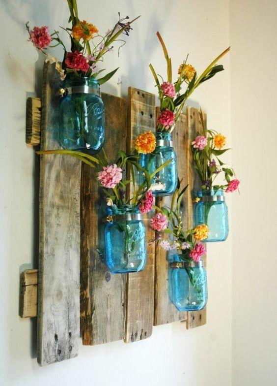 Verleihen Sie Ihrem Haus Wärme mit diesen 10 wunderschönen Wanddekorationen aus Holz! Nummer 4 müssen Sie sich ansehen!