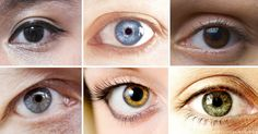 4 Einblicke: Die Augenfarbe verrät deinen Charakter.