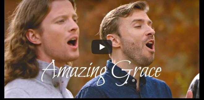 Sechs Männer beginnen in einer leeren Kirche zu singen – das Liebt gibt allen Gänsehaut!