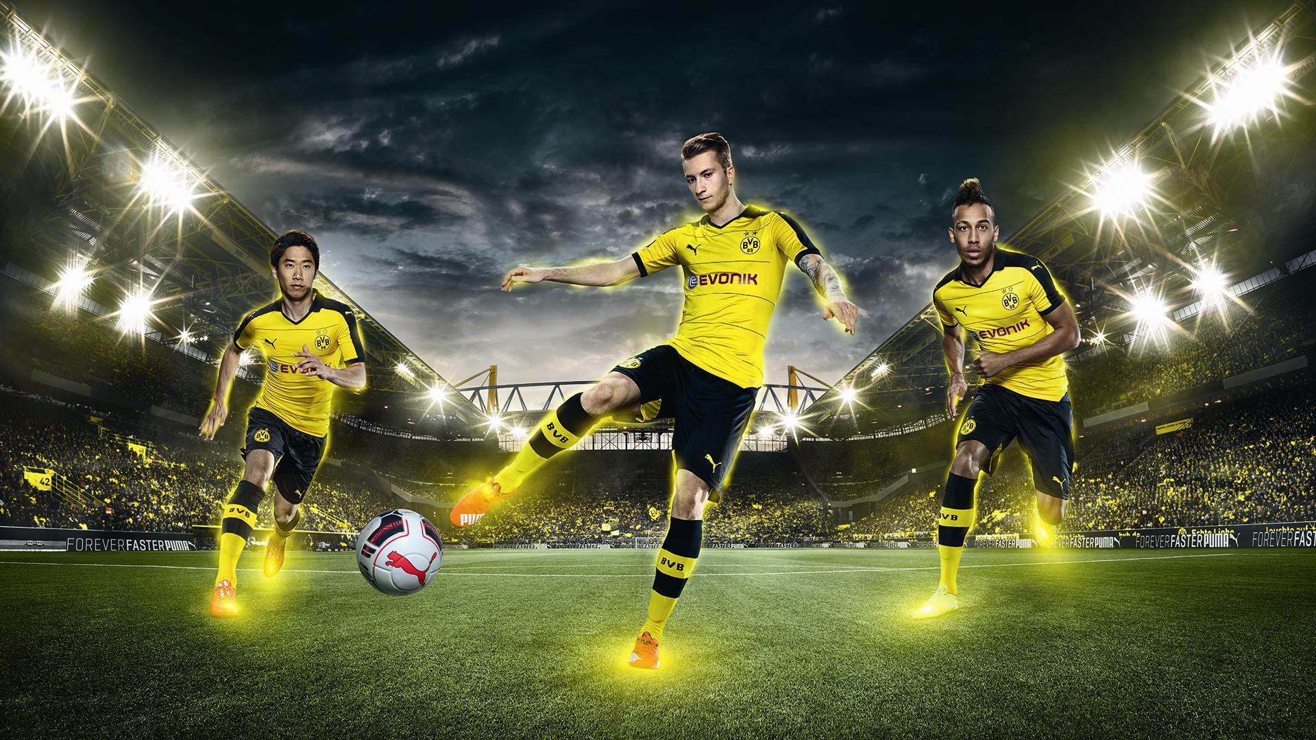 Die schönsten, besten und emotionalesten Tore von Borussia Dortmund