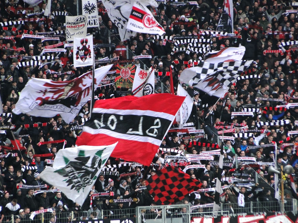 Die besten Tore von Eintracht Frankfurt der Saison 2016/17
