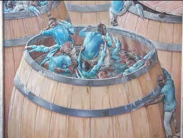 Eimer mit Krabben, oder warum Freunde uns runterziehen
