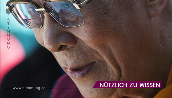 """Niemand wird dich lieben, bis du dich selbst liebst"" ist Quatsch, sagt Dalai Lama"