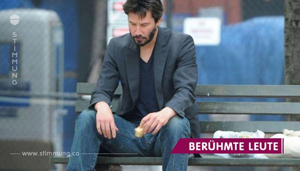 Das tragisch herzzerreissende und erhebende Leben von Keanu Reeves enthüllt