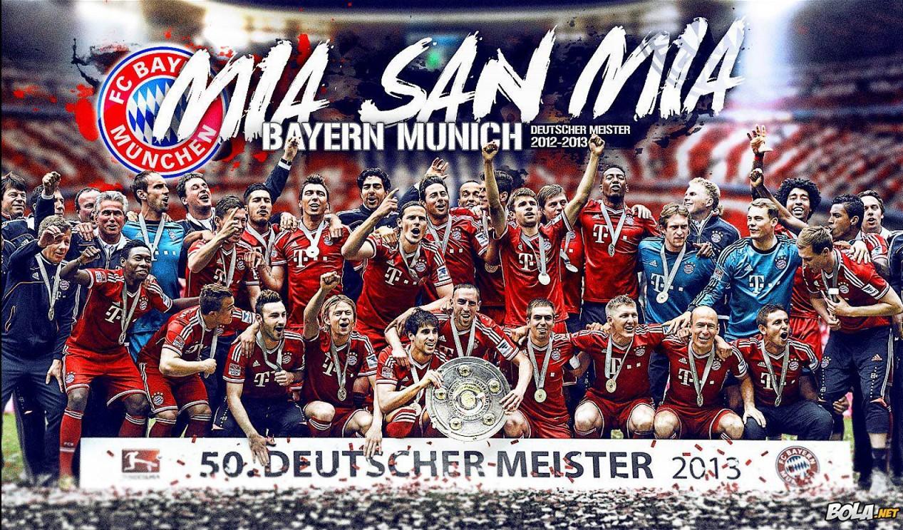 Die besten Tore von Bayern München