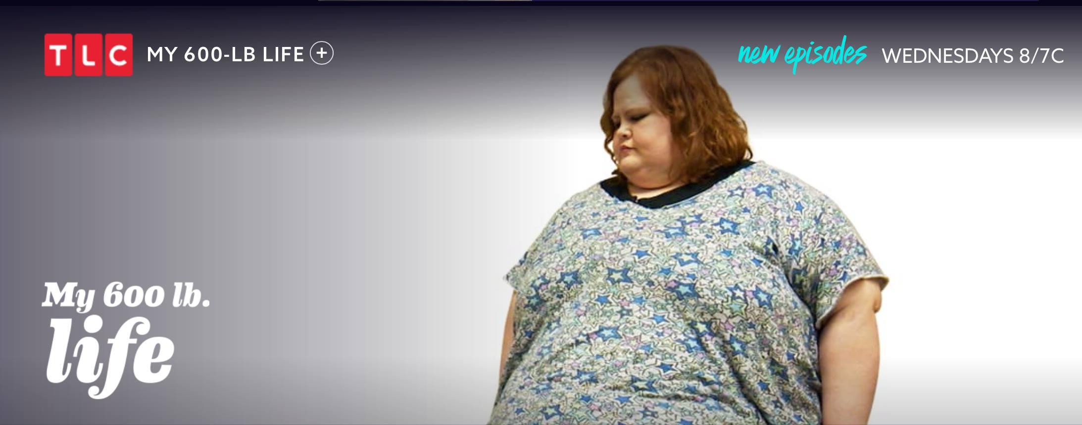 34-Jährige wog 294 kg – und nahm daraufhin ganze 206 kg in nur zwei Jahren ab!