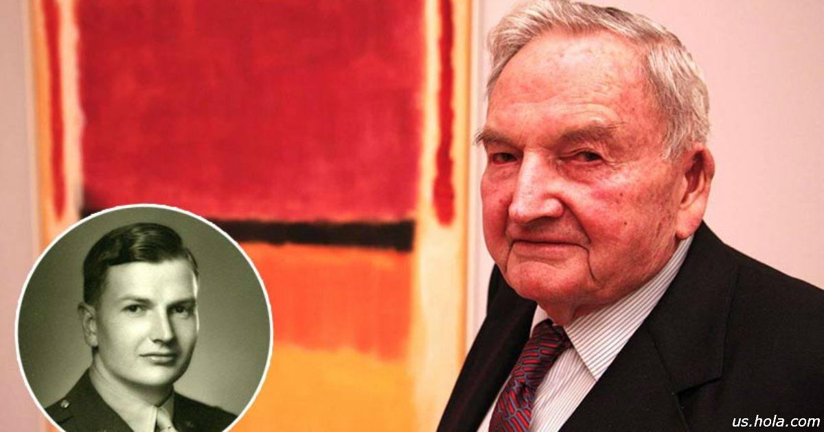 Rockefellers wurde die erste Familie von Milliardären in der Welt. Hier sind 18 ihrer angestammten Geheimnisse