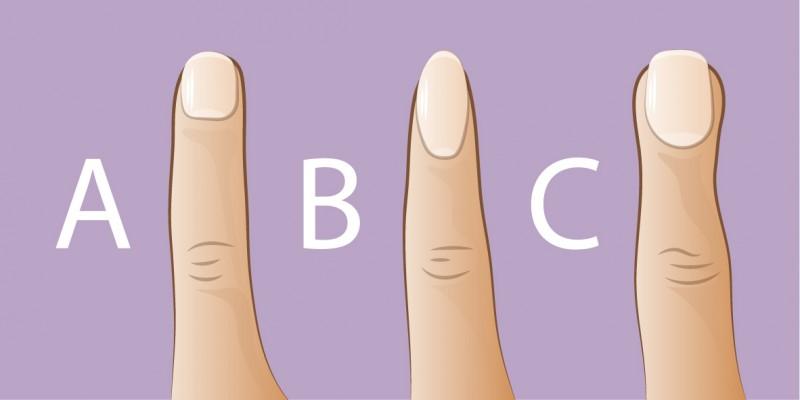 3 Fingerformen, die etwas über deinen Charakter verraten.