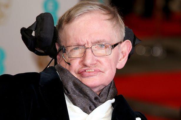 Weltbekannter Physiker Stephen Hawking stirbt im Alter von 76 Jahren
