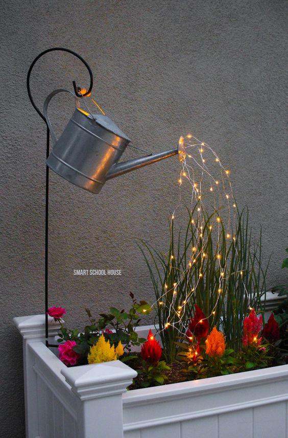 12 Abgefahrene Ideen Zum Selbermachen Fur Deine Gartenbeleuchtung