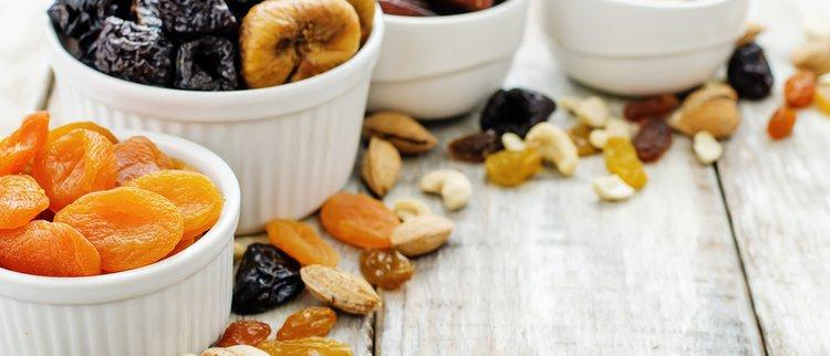Natürliche Östrogene in Lebensmitteln