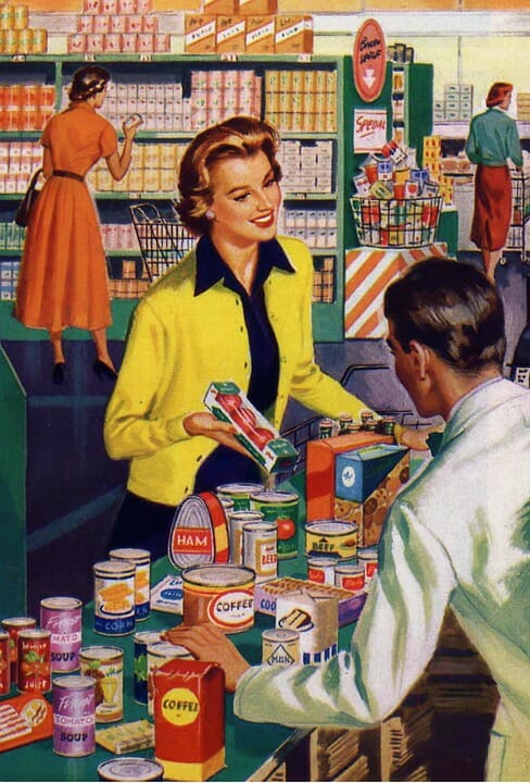 Kassiererin verhöhnt alte Frau im Supermarkt – Omas kluge Reaktion macht sie sprachlos