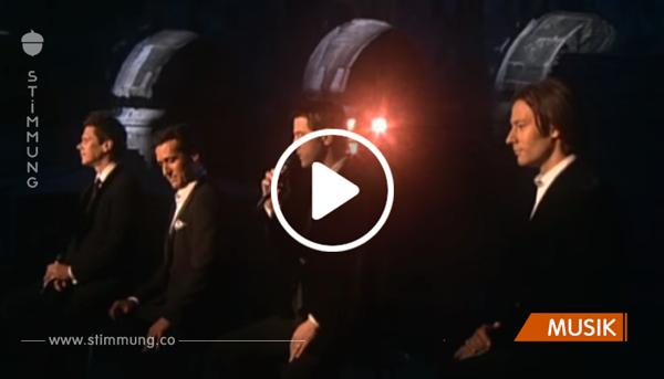 """Divo singen eine tolle Interpretation von """"Hallelujah"""" – man muss sich zurückhalten, um nicht zu weinen"""
