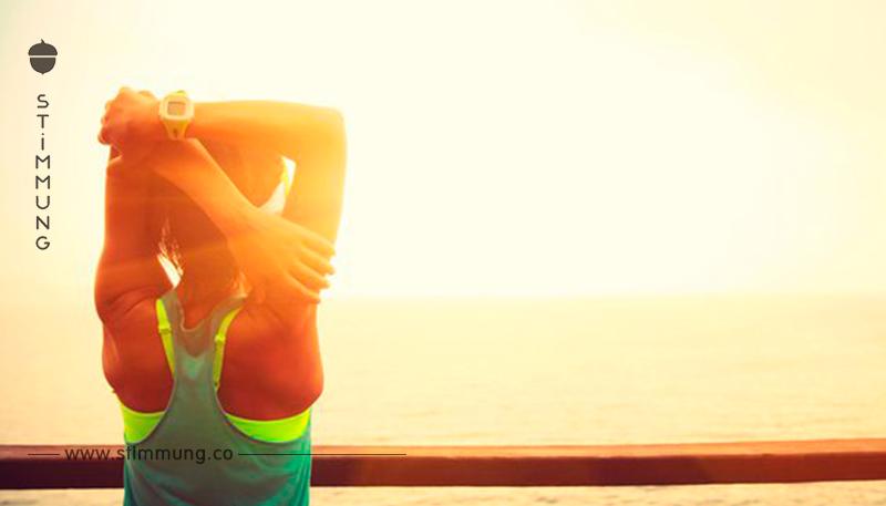 7 Dinge, die gesunde Menschen jeden Morgen tun