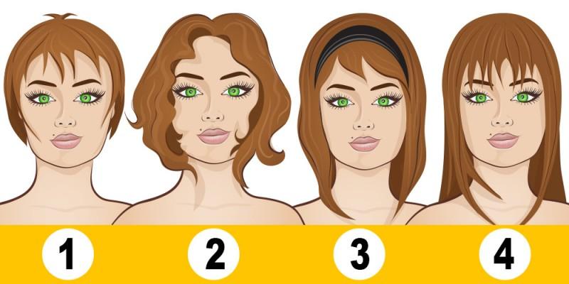 4 Dinge, die Haare über deine Persönlichkeit verraten.