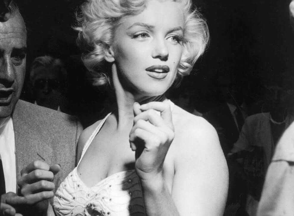 10 Sätze von Marilyn Monroe zum Nachdenken
