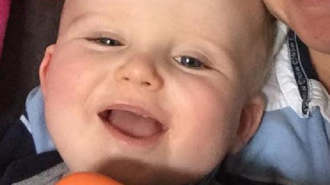 Baby nach Windpocken-Infektion von Bläschen übersät – seine Mutter warnt nun andere Eltern