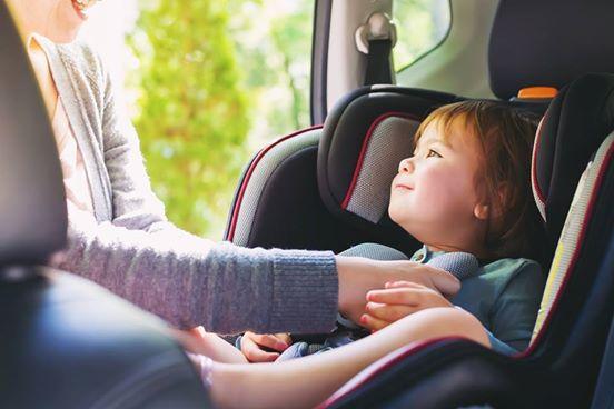 'Braucht nur 2 min': Zettel auf Kindersitz kann Leben retten.