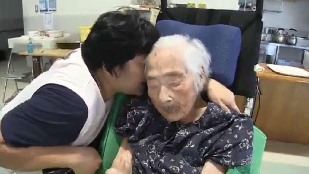 In Japan starb im Alter von 117 Jahren der älteste Bewohner des Planeten!