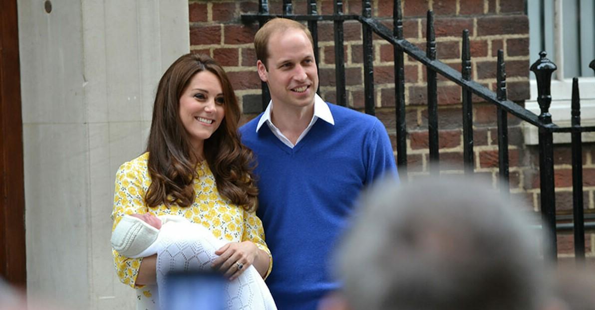 Baby-Boom: Kate Middletons und Prinz Williams drittes königliches Baby ist hier!
