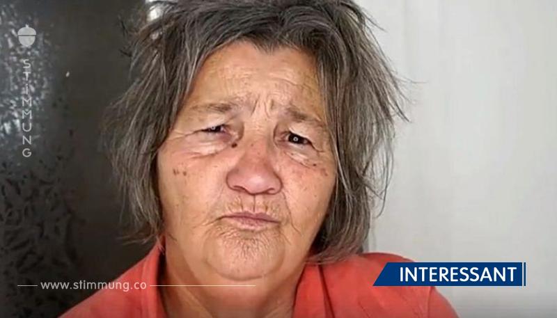 Die Enkelin Visagistin, hatte für ihre Großmutter eine gute Überraschung vorbereitet