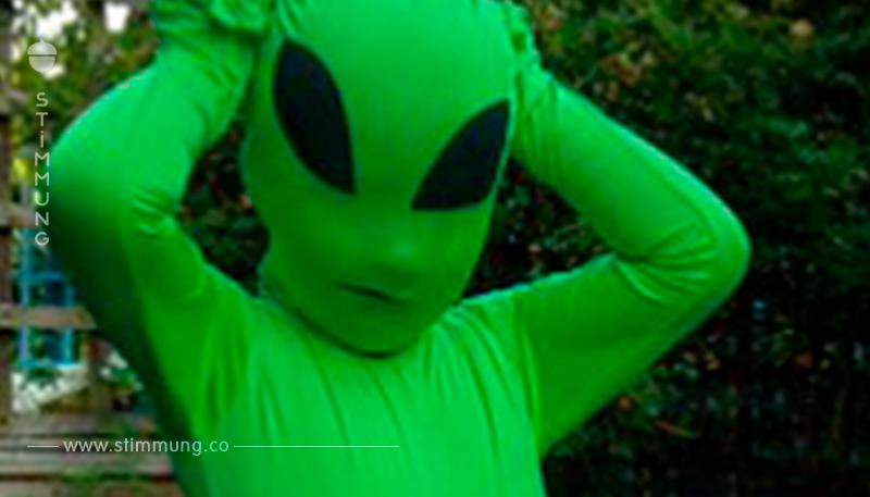 Witz des Tages: Was Außerirdische von Jesus halten.