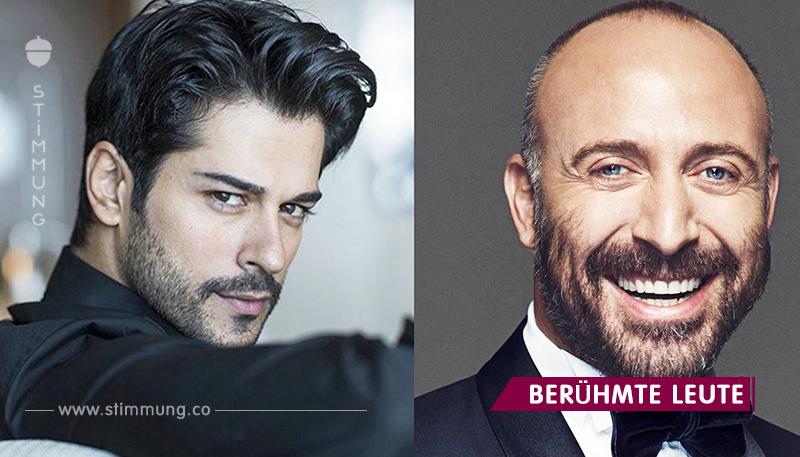 Die schönsten türkischen Schauspieler, die Millionen von Frauen auf der ganzen Welt erobert haben!