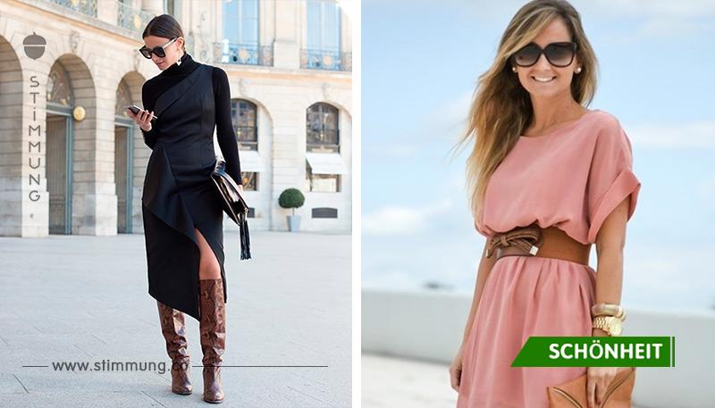 10 Kleider, die nie aus der Mode kommen