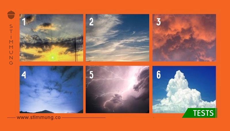 Unglaublicher psychologischer Test: Sie müssen nur ein Bild auswählen, das Ihnen gefallen hat