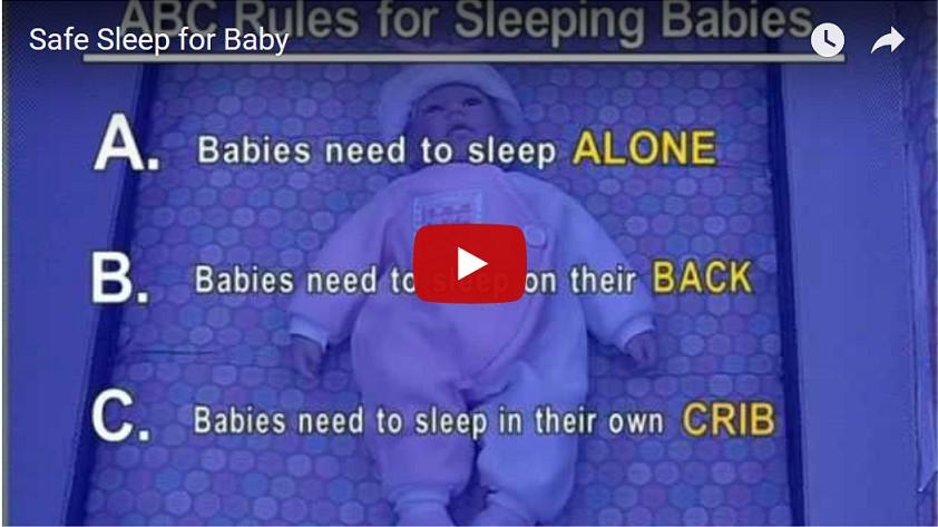 Darf das Baby mit der Mutter in einem Bett schlafen?